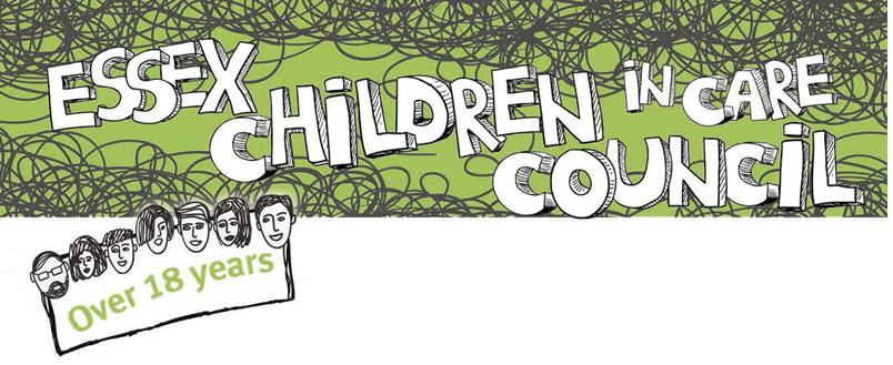Essex Children in Care Council logo)
